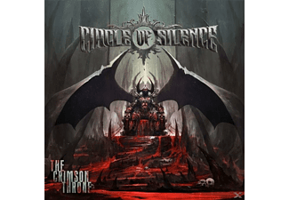 Circle Of Silence - The Crimson Throne (Ltd.Gatefold) - (Vinyl)