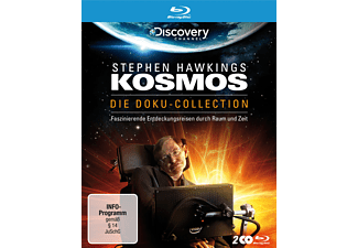 Stephen Hawkings Kosmos - Die Doku-Collection - (Blu-ray)