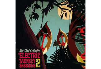 New Cool Collective - Electric Monkey Sessions 2 - (Vinyl)