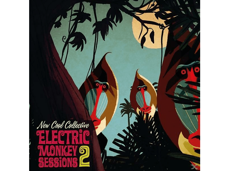 New Cool Collective - Electric Monkey Sessions 2 [Vinyl]