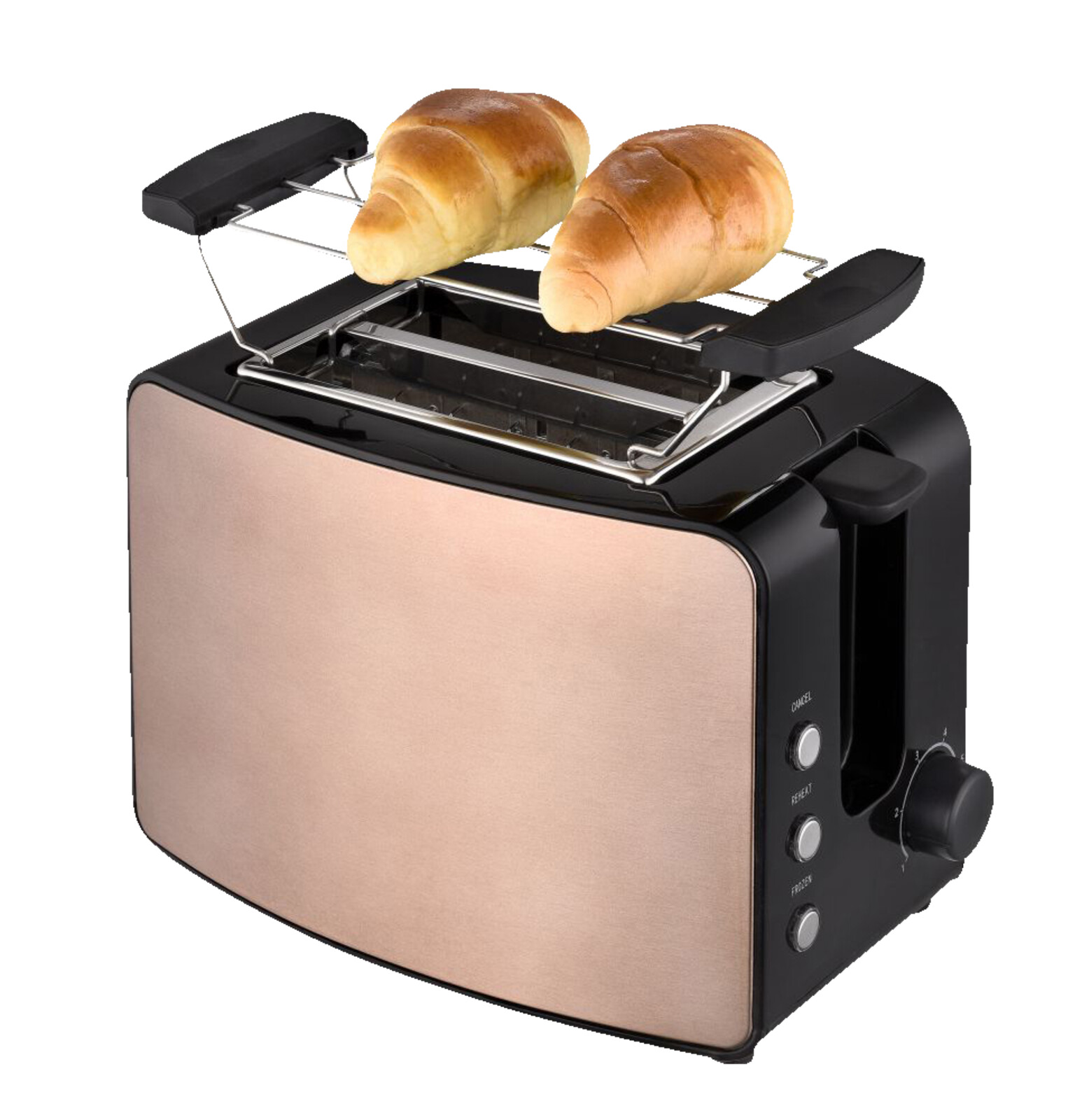 glass sales modern large toaster of kalorik touch