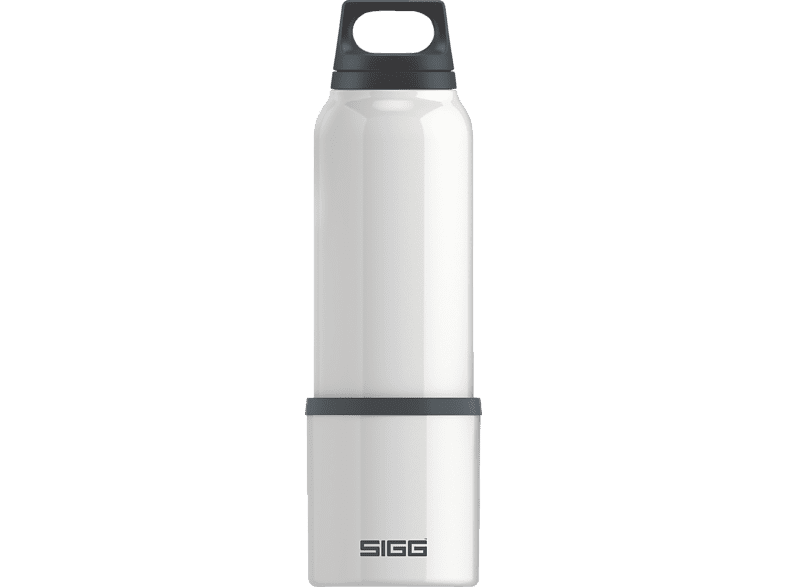 SIGG 8448.2 Hot & Cold White Isolierflasche