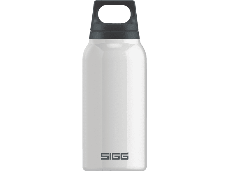 SIGG 8448.0 Hot & Cold White Isolierflasche