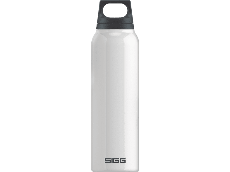 SIGG 8448.1 Hot & Cold White Isolierflasche