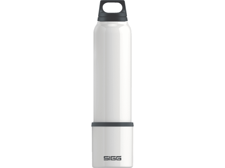 SIGG 8448.3 Hot & Cold White Isolierflasche