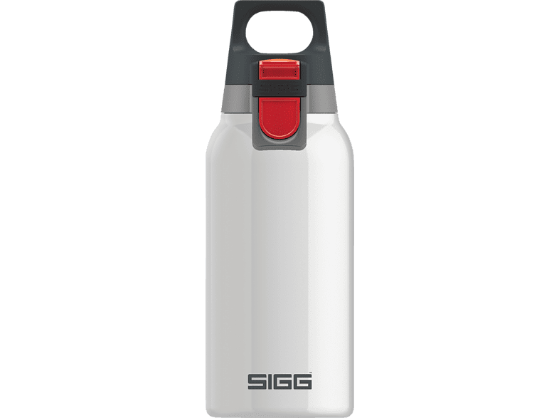 SIGG 8540.0 Hot & Cold One White Isolierflasche