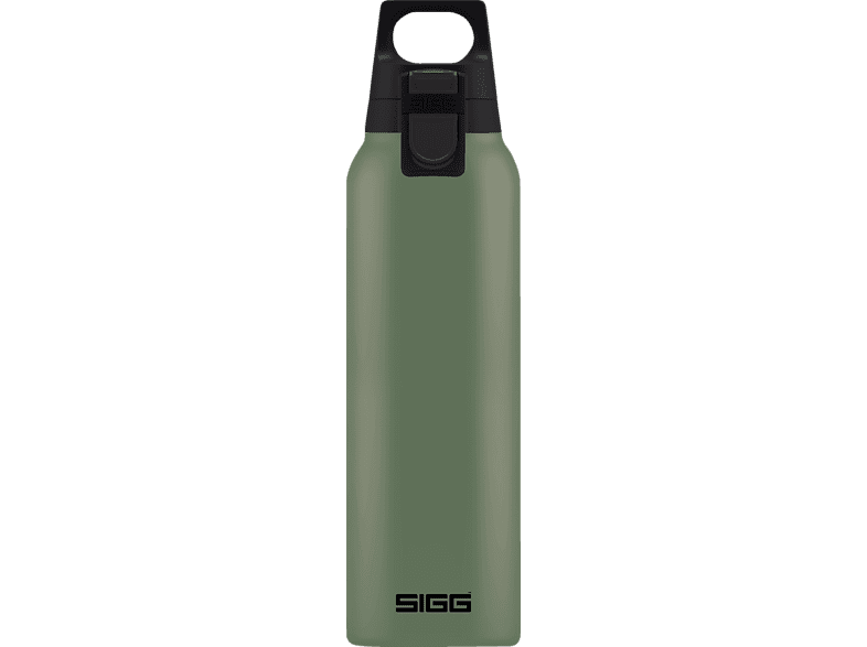 SIGG 8694.7 Hot & Cold One LEAF Green Isolierflasche