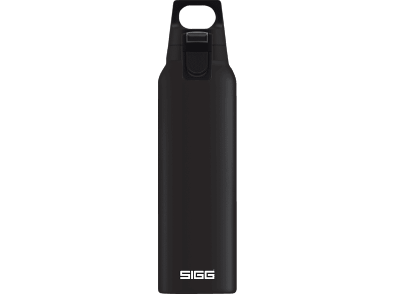SIGG 8694.2 Hot & Cold One Black Isolierflasche