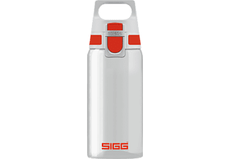SIGG 8692.7 Total Clear One Red, Trinkflasche