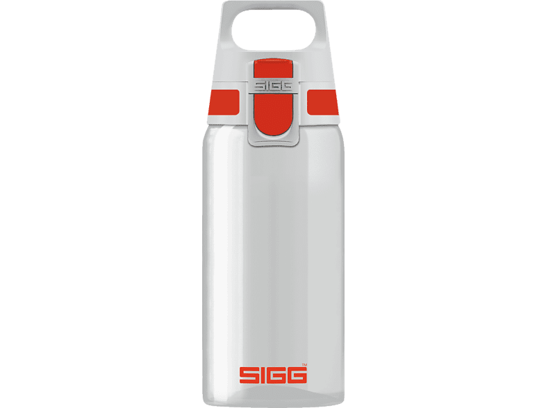 SIGG 8692.7 Total Clear One Red Trinkflasche