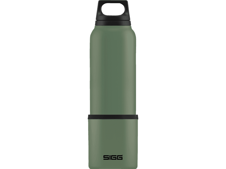 SIGG 8694.8 Hot & Cold Leaf Green Isolierflasche