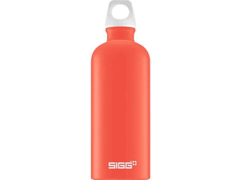 SIGG 8673.1 Lucid Scarlet Touch Trinkflasche