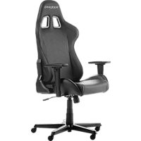 DXRACER Formula Black Gaming Chair, Schwarz