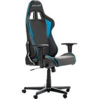 DXRACER Formular Black/Blue Gaming Chair, Schwarz/Blau