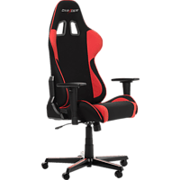 DXRACER Formula Black/Red Gaming Chair, Schwarz/Rot