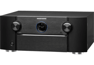 MARANTZ SR7012, AV-Receiver, Moving Magnet Phonoeingang, Schwarz