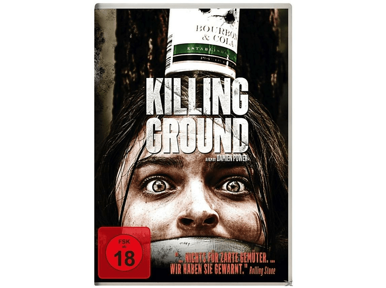 KILLING GROUND [DVD]
