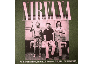 Nirvana - Live...Pat O' Brien Pavilion, Del Mar 1991 - (CD)
