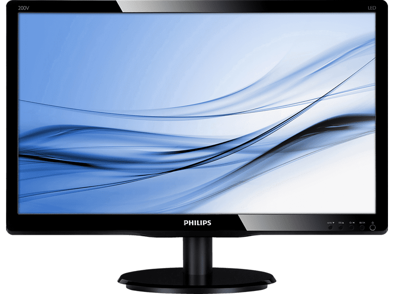 PHILIPS 243V5QHSBA 23.6 Zoll Full-HD Monitor (8 ms Reaktionszeit) | 08712581731892