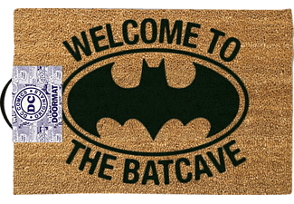 Batman Welcome to the Batcave Kokosfasermatte