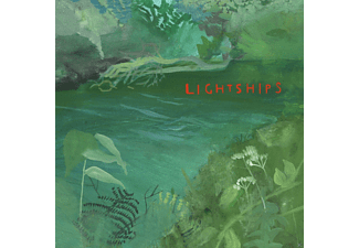 Lightships - Electric Cables (Vinyl+MP3) - (Vinyl)