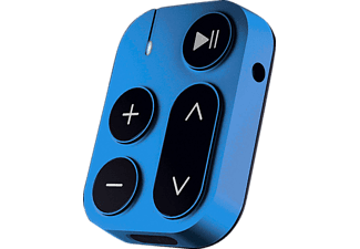 DIFRNCE MP 770, Mp3 Player, 4 GB, Blau