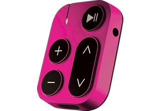 DIFRNCE MP 770, Mp3-Player, 4 GB, Pink