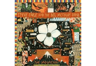 Steve Earle And The Del Mccoury Band - The Mountain - (Vinyl)