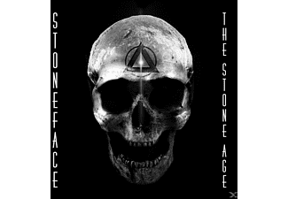 Stoneface - The Stone Age - (CD)