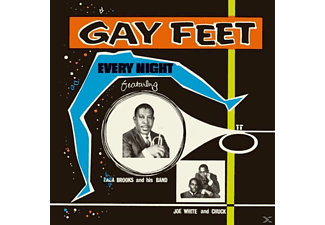 VARIOUS - Gay Feet Every Night - (CD)