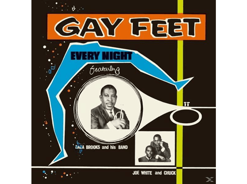 VARIOUS - Gay Feet Every Night [CD]