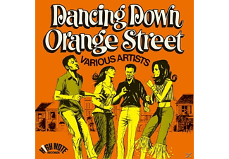 VARIOUS - Dancing Down Orange Street - (Vinyl)