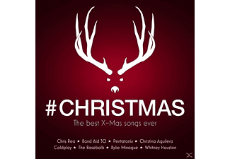 VARIOUS - #Christmas: The Best X-mas Songs Ever - (CD)