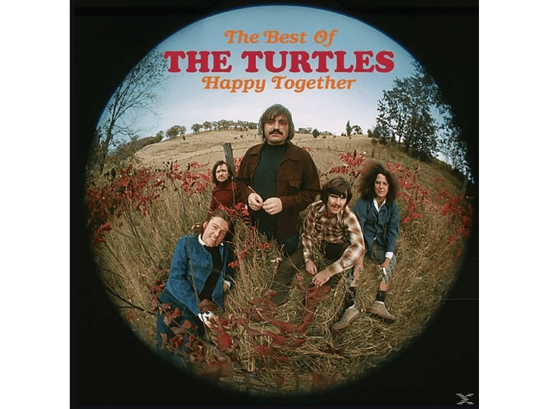 The Turtles - Happy Together-Best Of [CD]