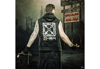 X-RX - Gasoline And Fire - (CD)