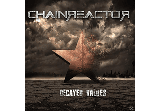 Chainreactor - Decayed Values - (CD)