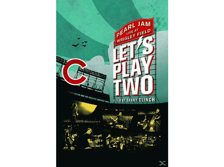 Pearl Jam - Let's Play Two [CD + DVD Video]