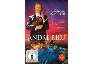 David Hasselhoff, The Johann Strauss Orchestra - Magisches Maastricht - (DVD)