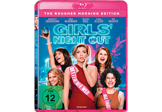 Girls´ Night Out (pinke Amaray) - (Blu-ray)