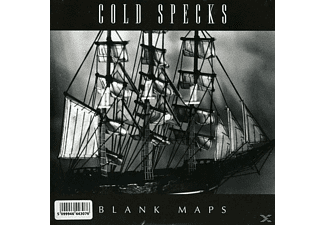 Cold Specks - Blanks Maps/Winter Solstice - (Vinyl)