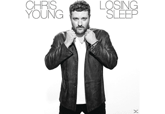 Young Chris - Losing Sleep [CD]