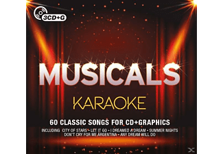 VARIOUS - Musical Karaoke - (CD)