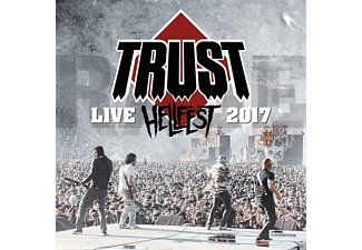 Trust - Hellfest 2017 - (CD + DVD Video)