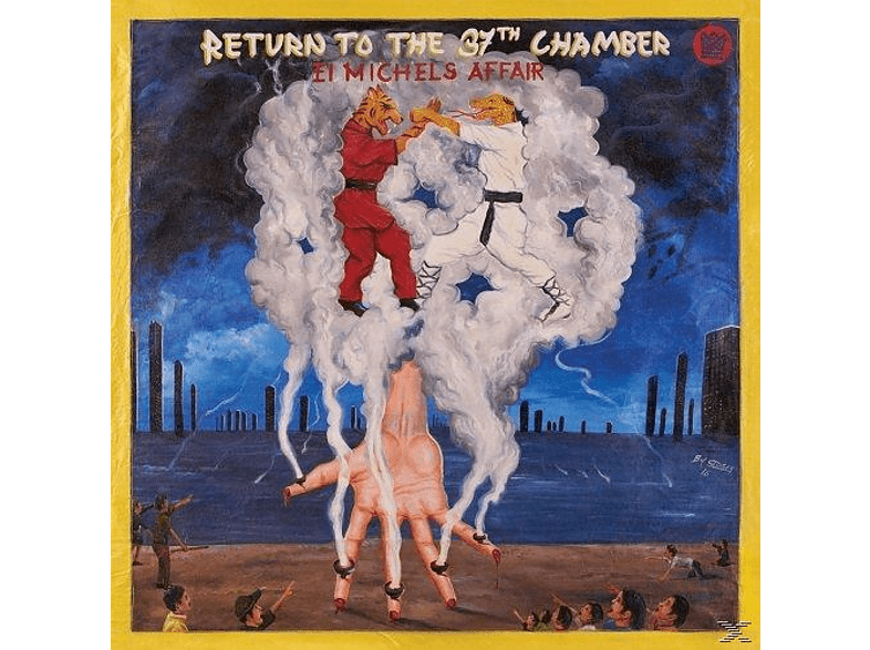 El Michels Affair - RETURN TO THE 37TH CHAMBER [Vinyl]