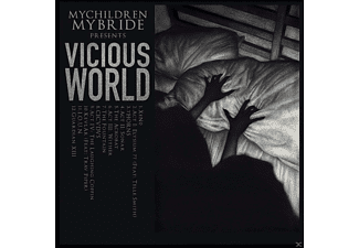 Mychildren Mybride - Vicious World - (CD)