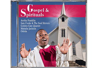 Various - Gospel & Spirituals - (CD)