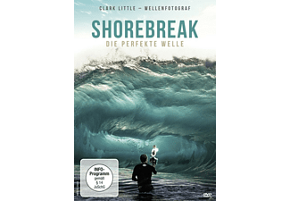 SHOREBREAK - DIE PERFEKTE WELLE - (DVD)