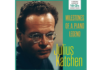 Julius Katchen - Original Albums - (CD)