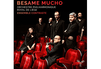 Orchestre Philharmonique Royal De Liege, Ensemble Contraste - Besame Mucho - (CD)