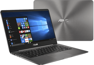 "ASUS ZenBook UX430UA-GV342T szürke notebook (14"" Full HD matt/Core i5/8GB/512GB SSD/Windows 10)"